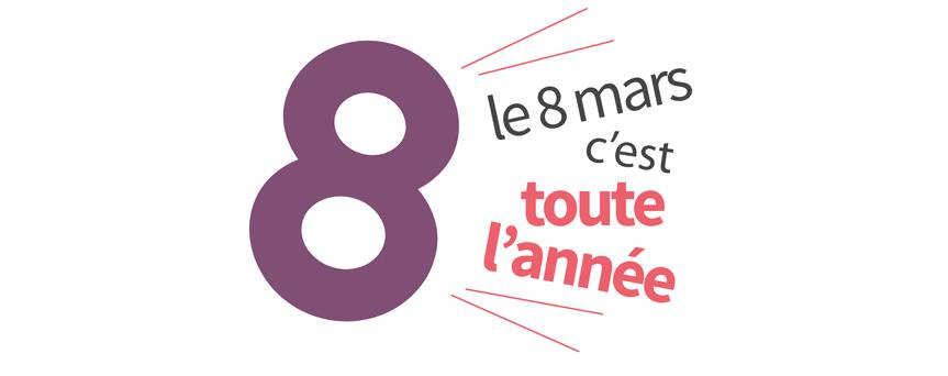 8 mars aux Femmes