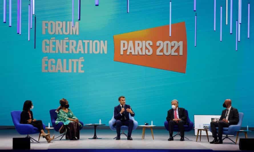 Paris accueille forum Égalité Génération