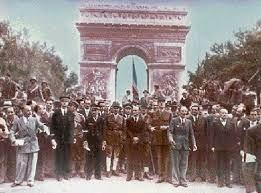 Paris  libérée le 25 aout  1944 : 77 ans après